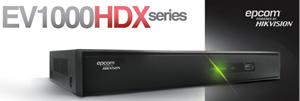 EV1004HDX Videograbadora Digital Híbrida de 4 Canales