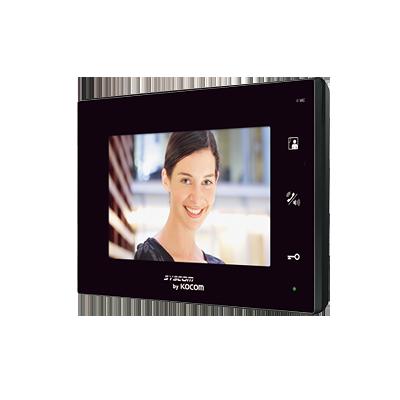 KCVA374B Monitor con pantalla LCD a color de 7″.